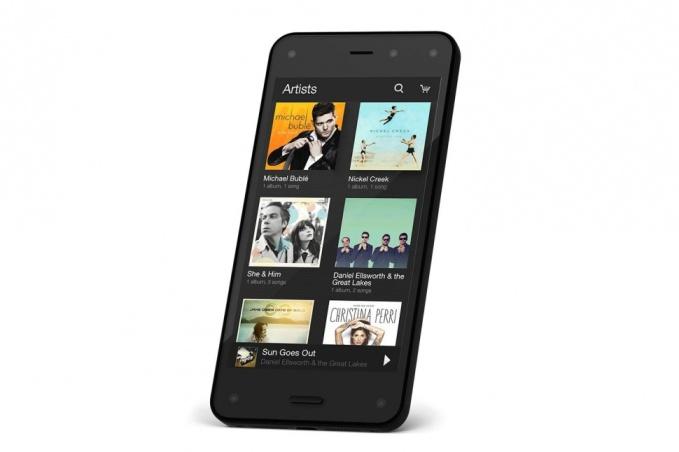 функциональность amazon fire phone