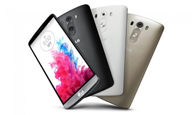 Флагманский смартфон LG на Android