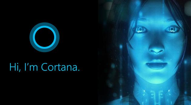 Кортана-приветствие