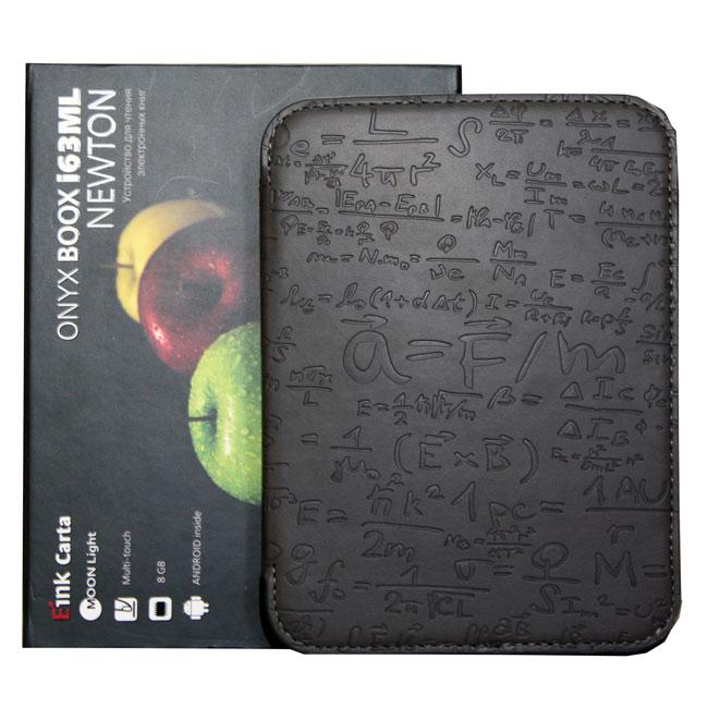 ONYX BOOX i63ML Newton и обложка