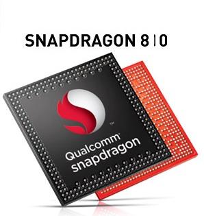 Параметры моделей микросхем Snapdragon