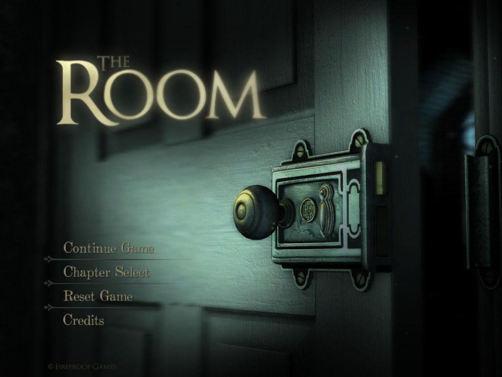 логическая игра the room