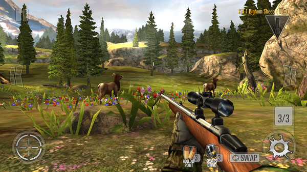 игра Deer Hunter