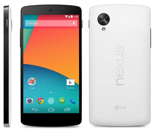 Google Nexus 5 White