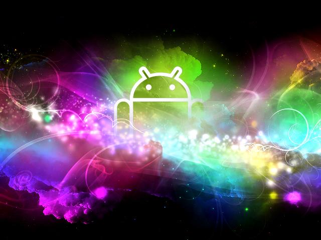 красочные обои для android