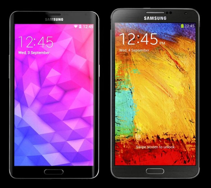 Экран Samsung Galaxy Note