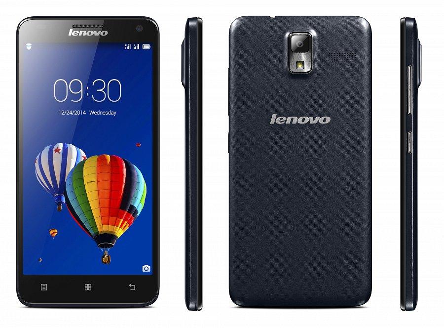 Внешний вид Lenovo s580