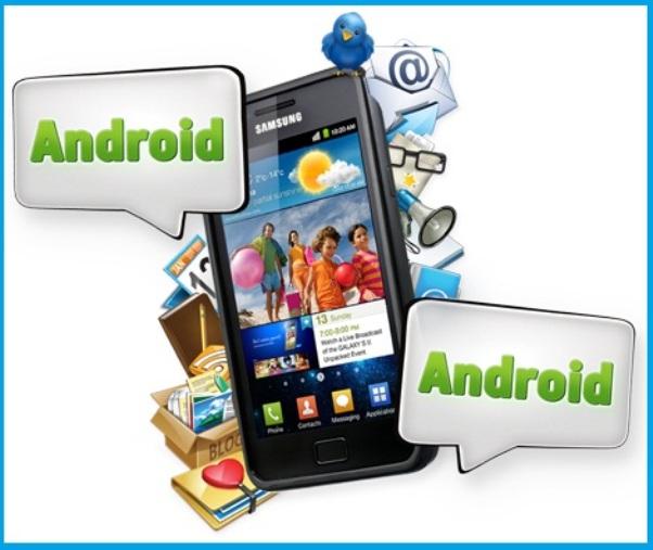 изображение функциональности телефона с ОС Android