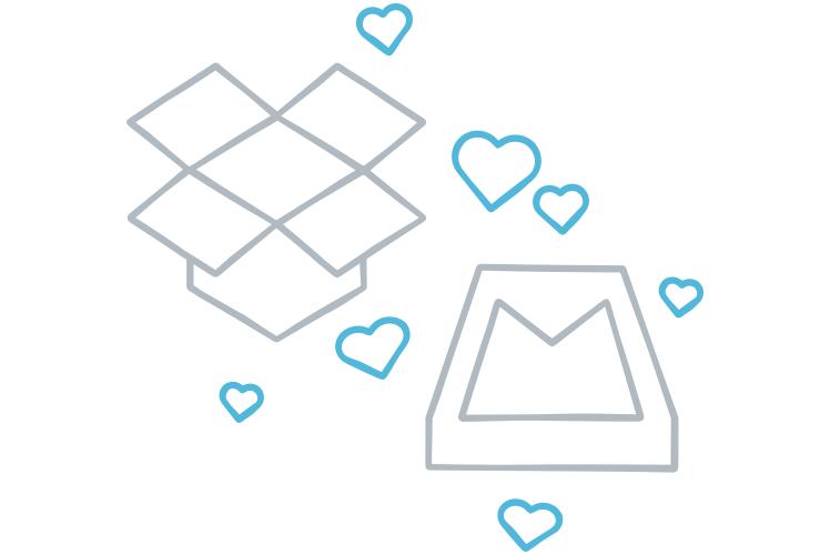 Dropbox + Mailbox = ???