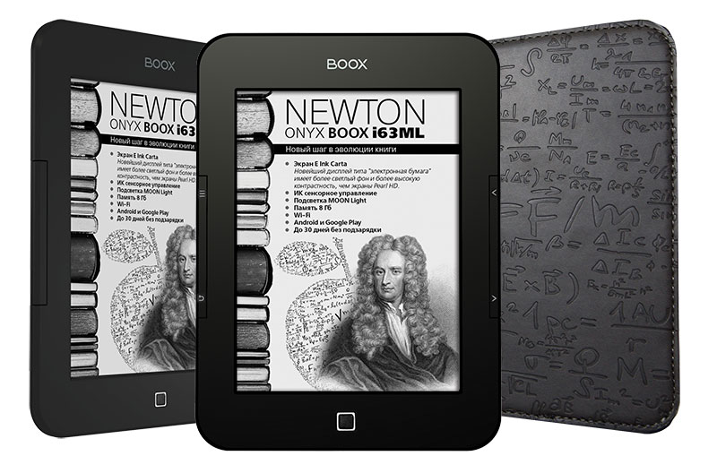 ONYX BOOX i63ML Newton несколько моделей