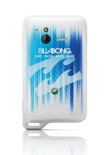 xperia active billabong edition