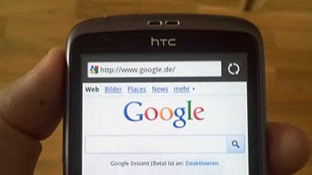 Поиск на Android