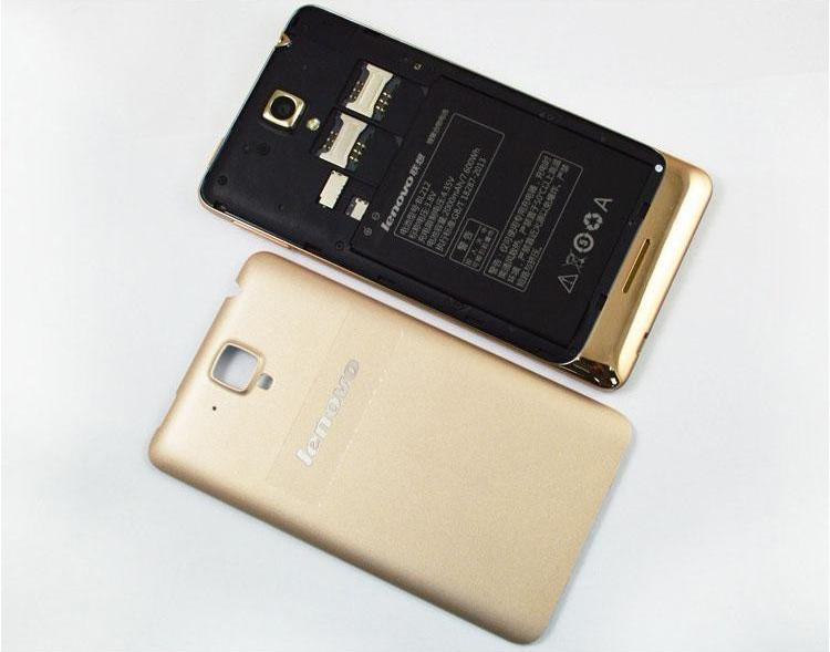 Смартфон Lenovo Golden Warrior A8 в разобранном состоянии